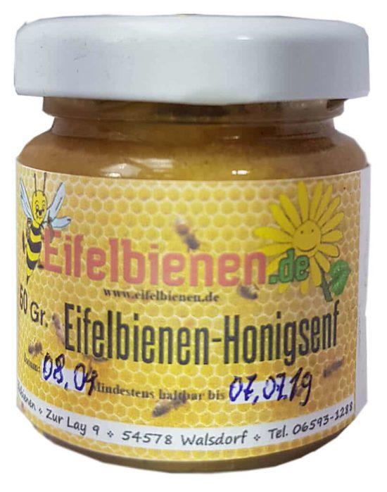 Eifelbienen-Honig-Senf