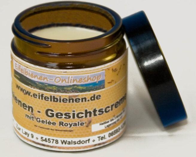 Eifelbienen-Gesichtscreme mit Gelee Royale Bild 2