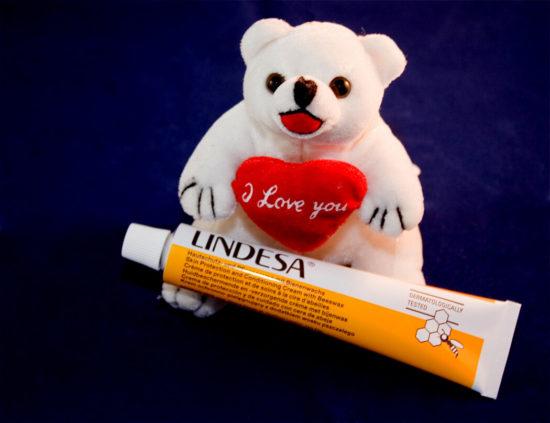 LINDESA® Hautschutz- und Pflegecreme 50 ml